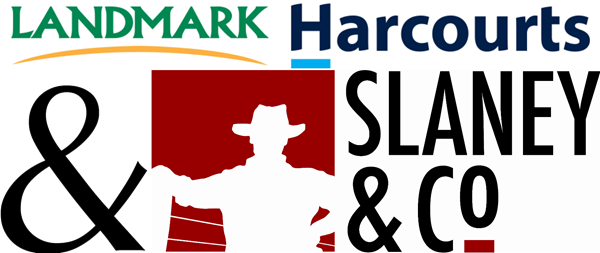 Agency logo - Landmark Harcourts &, Slaney & Co.