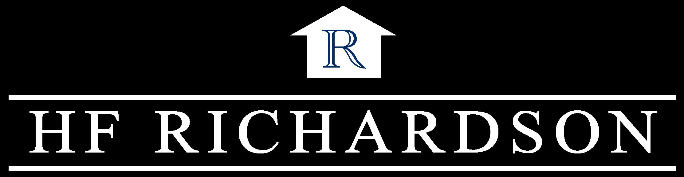 Agency logo - HF Richardson
