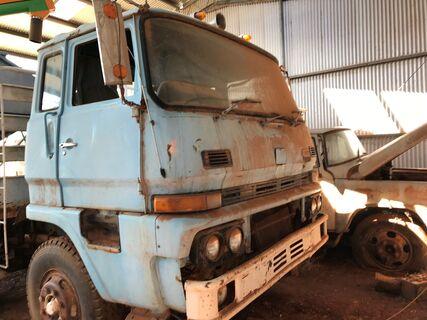 Izuzu Truck