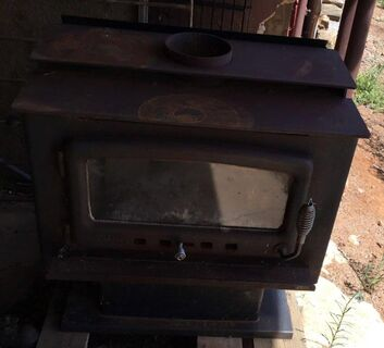 Nectre Wood Heater