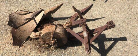 Ferguson Ripper/2 Furrow Mouldboard Plough
