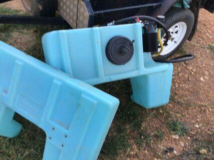Quad Bike Spray Tanks x 2