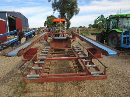 Vegetable Picking Conveyor
