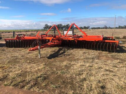 28 Series Ennor 88 Disc Plate Plough