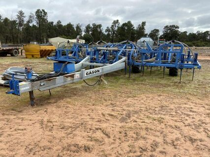 Gason Engineering Air Seeder Bar