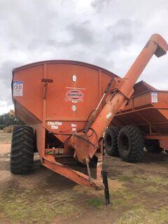 Dunstan 30 tonne Chaser Bin