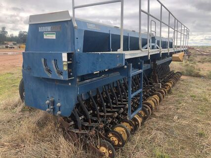 AgroDrill Direct Drill Disc Seeder