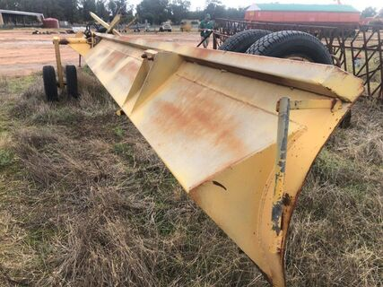 East End Welding (Jerilderie) 40' Grader Board