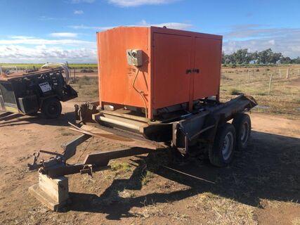 Genelite 3-Phase Diesel Generator