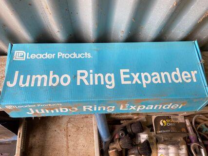 Jumbo Ring Expander