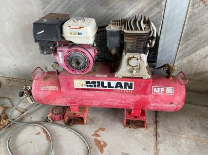 McMillan AFP 60 Air Compressor