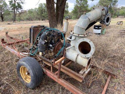 200mm Diesel Lift Pump