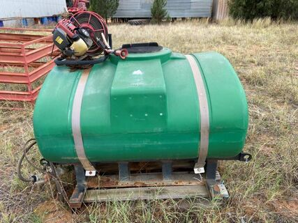 1000L Gold Acres Spray Unit