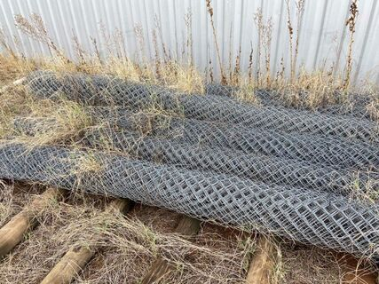 6x Rolls of Wire Netting