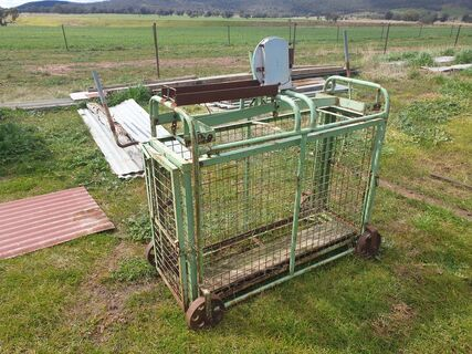 Weigh Crate