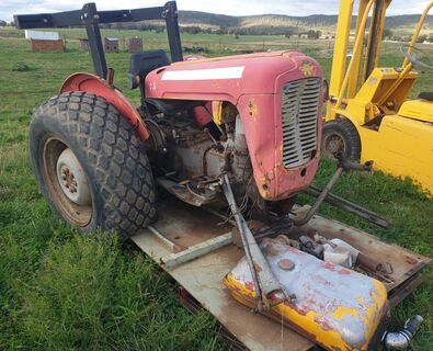 Massey Ferguson 35 PARTS ONLY