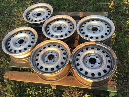 Holden rims