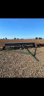 Countrywide Farm Services Seed Saver band seeder,