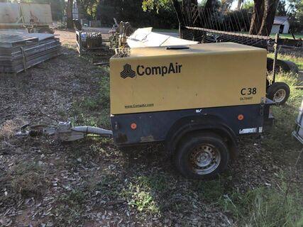 CompAir air compressor