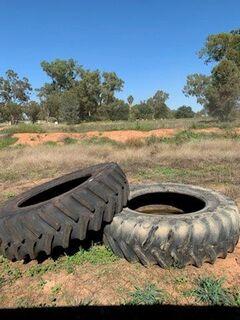 520/85 R42  tyres x 2