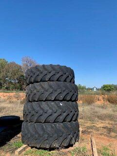 620/70 R42  tyres x 4