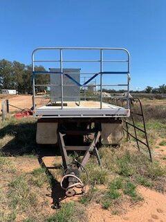 Schultz dog trailer