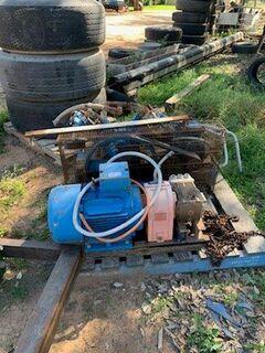 3 phase pressure cleaner pump