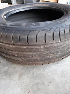 2 x Nexen 235/65R17 Tyres