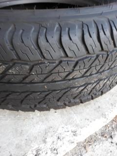 1 x Dunlop Grandtrek 265/65R17 Tyre