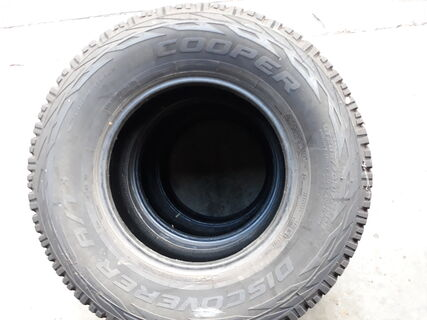 3 x Cooper AT3 285/70R17 Tyres
