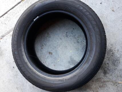 1 x Bridgestone Deuler H/P 225/60R18