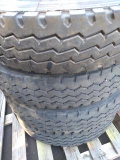 4 x TR668 90020 tyres
