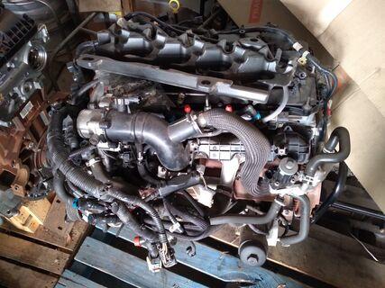 P5AT Ford Ranger engine