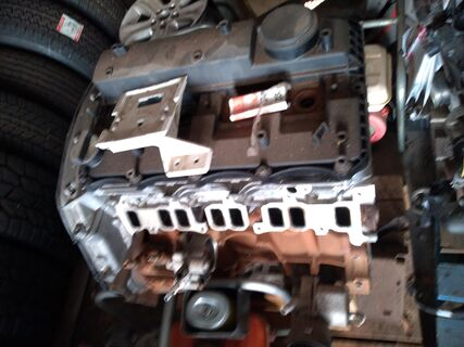 P4AT Ford Ranger engine