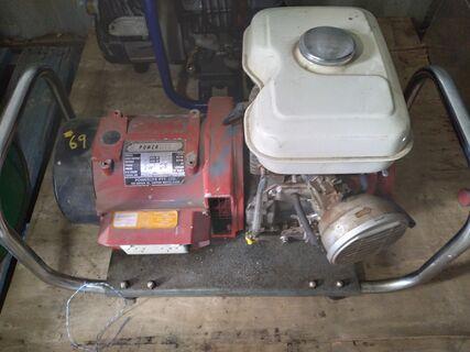 2 kva Powerlite Honda  generator
