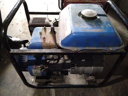2.2 kva Yamaha EF2800A generator