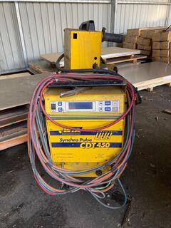 CDT450 Syncro Pulse Welder