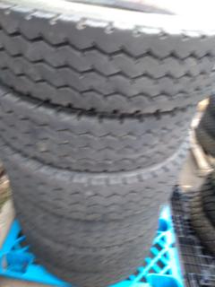 6 x Michelin 900/20 XZY