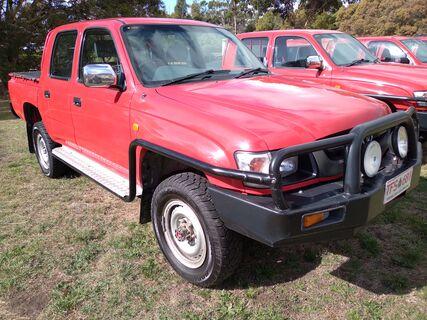 2004 Toyota HiLux Dual Cab Diesel 4x4