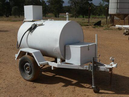 Diesel Fuel Cart