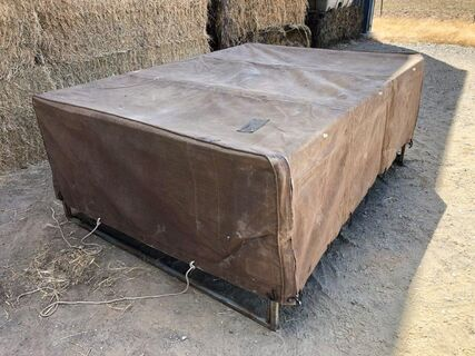 Ute Canopy/Crate & Canvas Cover