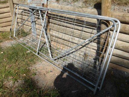 12 Foot Gates x 2