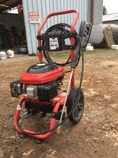 Pressure Cleaner, 4 Stroke Petrol Powered