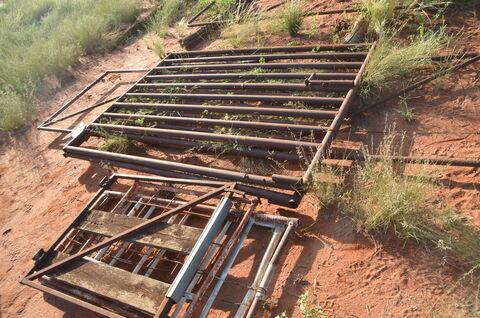 ASSORTED FARM GATES