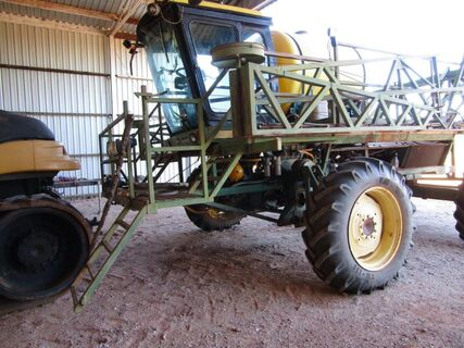Converted JD 9920 Cotton Picker/Spray Rig