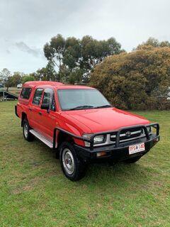 1998 Toyota Hilux Dual Cab Diesel 4x4