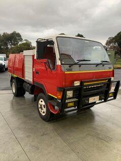 1990 Mitsubishi Canter 4.5t Diesel 4x4