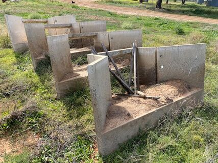 Concrete Stops