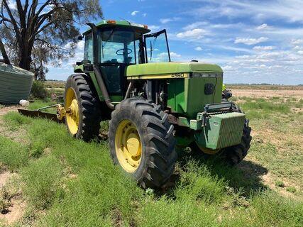 FWA Tractor