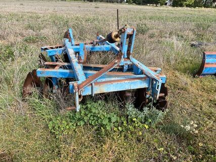 Offset Disc Plough
